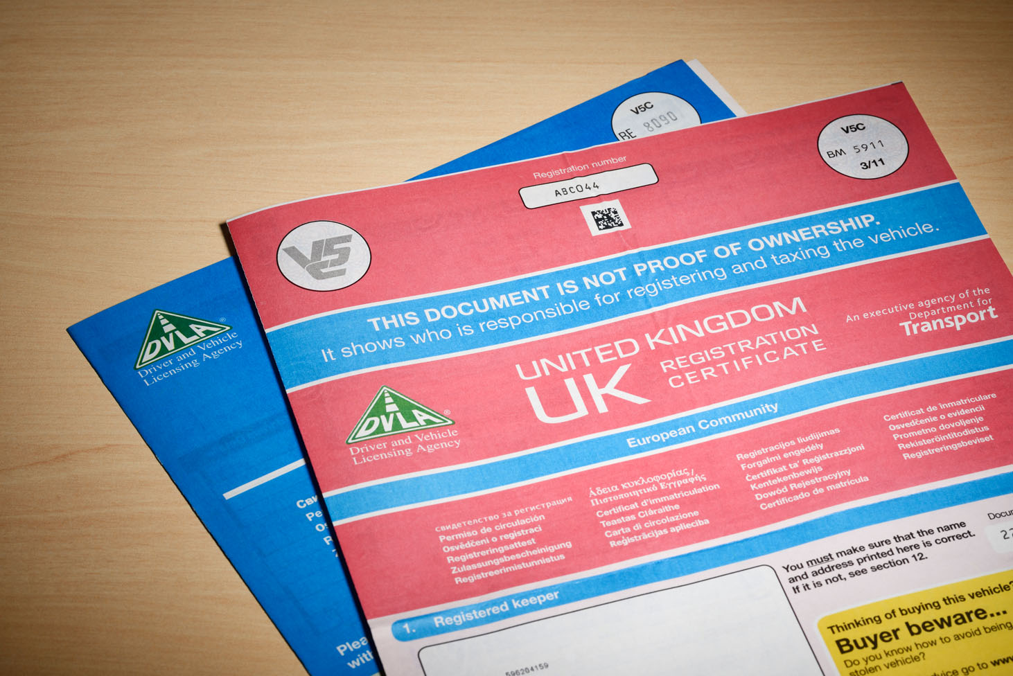Read more about the article How to replace missing car documents