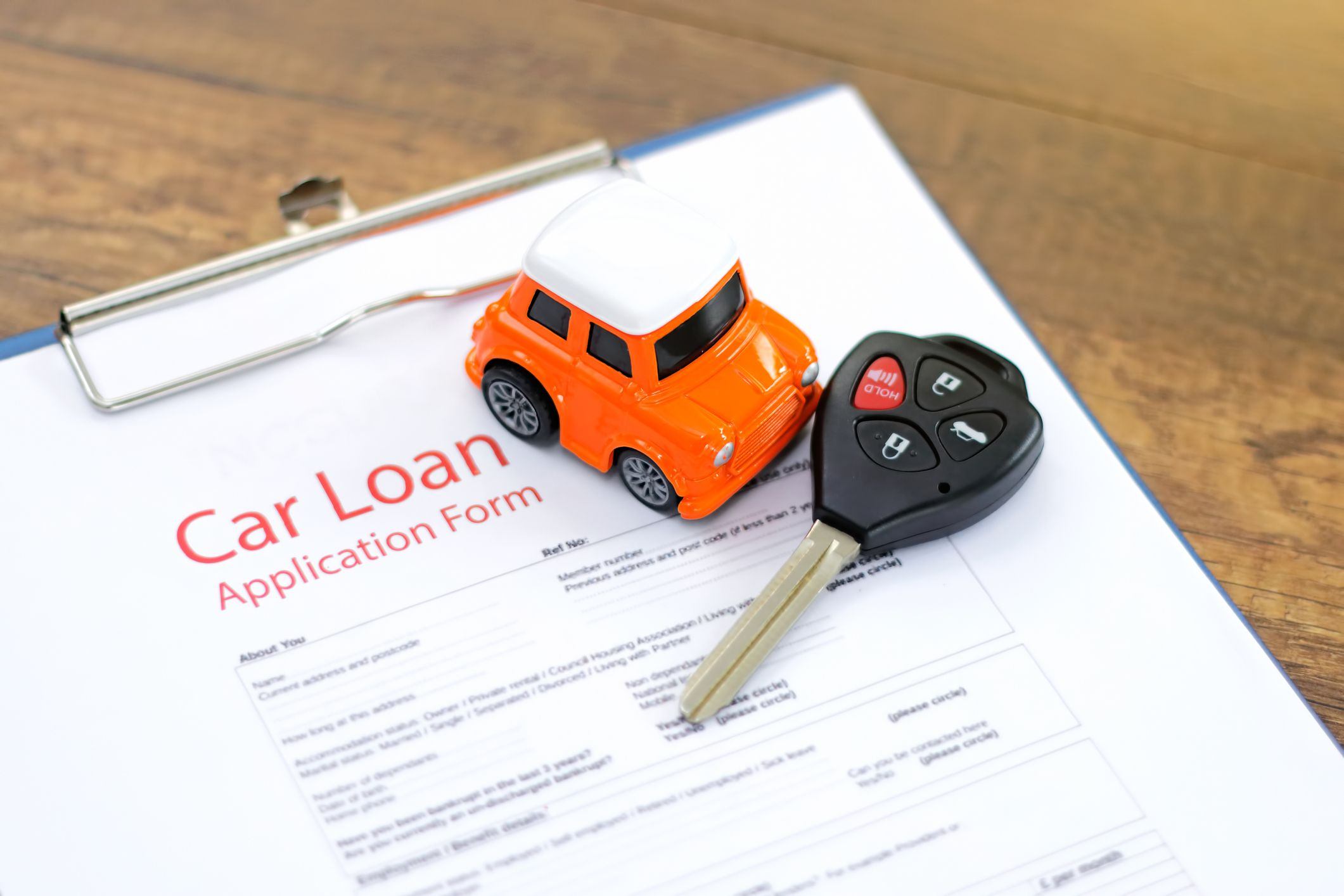 You are currently viewing Selling a car with outstanding finance